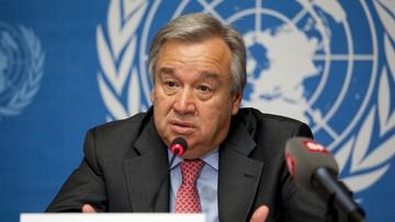22-07-2016 06:32 Portugalczyk faworytem wśród kandydatów na sekretarza generalnego ONZ