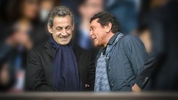 2016-12-17 Sarkozy przejmie stery w PSG?