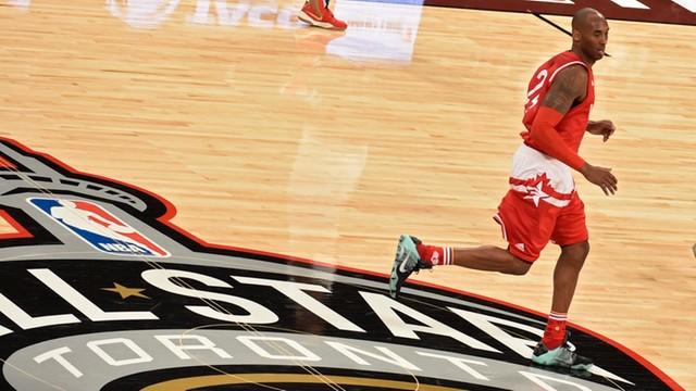 Liga NBA - Kobe Bryant rozegrał ostatni mecz