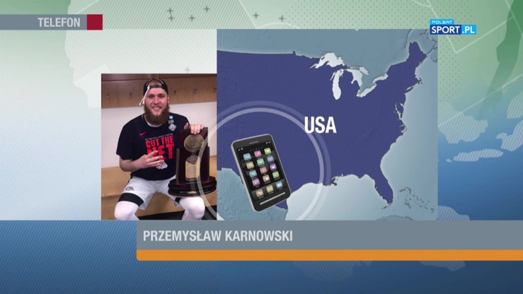 Karnowski: Rywal włożył mi palec w oko