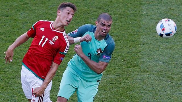 ME 2016 - Węgry - Portugalia 3:3