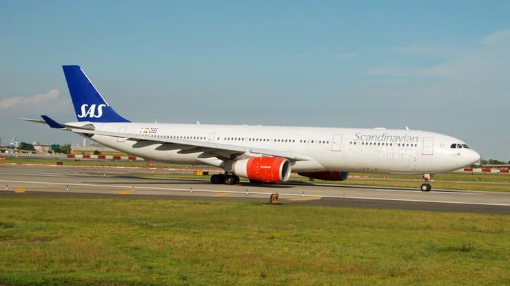 Kolejny dzień strajku pilotów SAS, ucierpi 27 tys. podróżnych