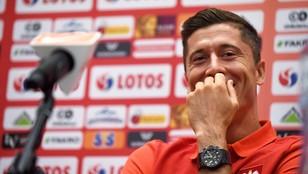 Robert Lewandowski nominowany do Drużyny Roku w plebiscycie FIFA i FIFPro
