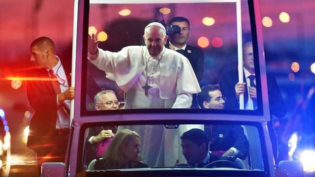 USA: Papież spotkał się z ofiarami pedofilii