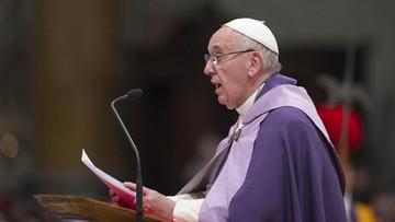 Franciszek pochwalił włoski most humanitarny