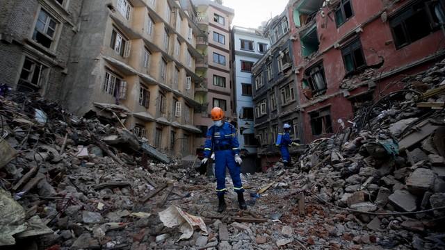 Nepal dostanie miliardy dolarów na odbudowę po trzęsieniu