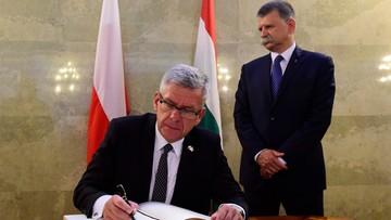 12-09-2016 14:13 Koever: Węgry i Polska chcą odgrywać rolę inicjatora w debacie o przyszłości Europy