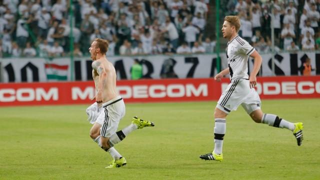 LE: polskie zespoły nie zachwyciły. Tylko Legia wygrała