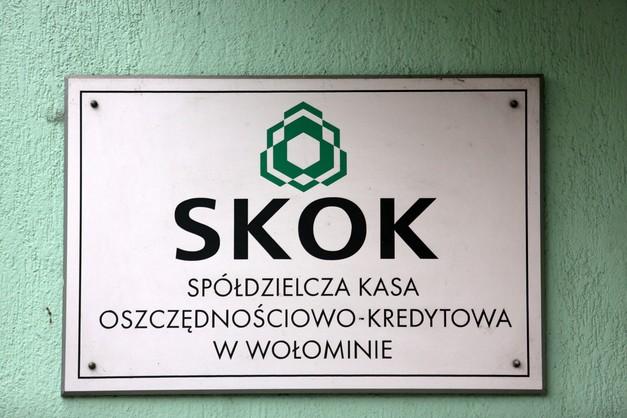 KNF wystąpi z wnioskiem o upadłość SKOK w Wołominie
