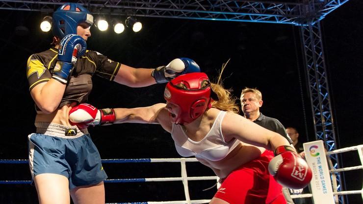 Trzy złote medale Polaków na MŚ w kickboxingu