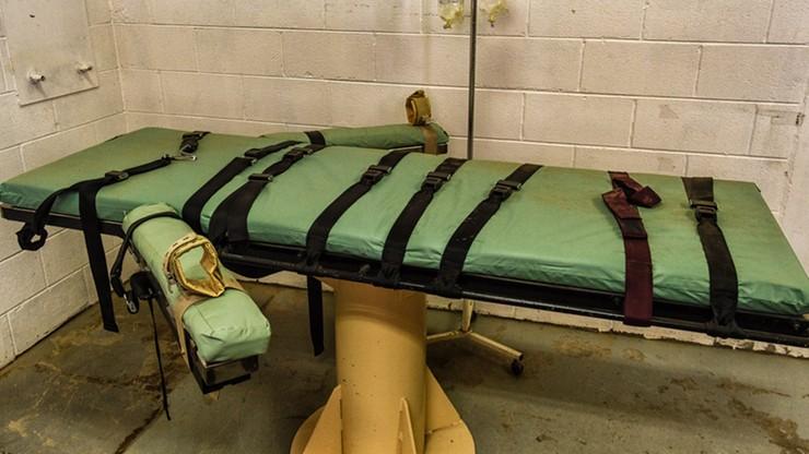 USA: 51-letni skazaniec stracony. Pierwsza egzekucja od 12 lat