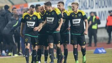 2017-04-22 Stal Mielec - GKS Katowice. Transmisja w Polsacie Sport