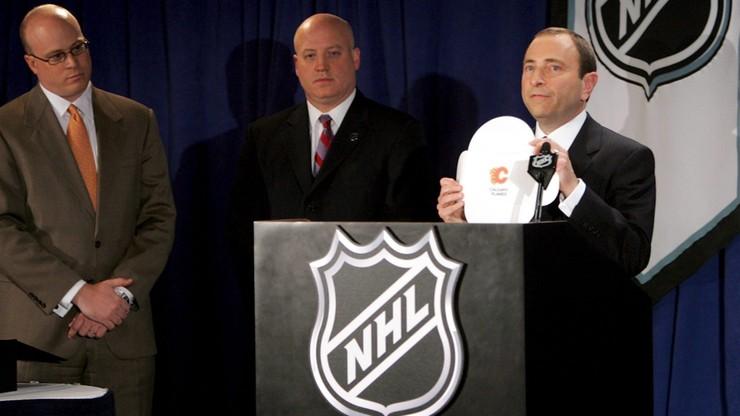 NHL: Nowy klub ma problemy w urzędzie patentowym