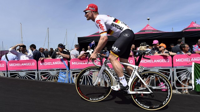 Giro d'Italia - Niemiec Andre Greipel wygrał drugi etap