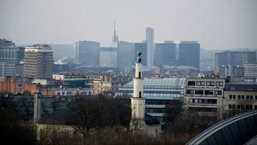 25-03-2016 22:25 W głównym meczecie Brukseli uczczono pamięć ofiar zamachów