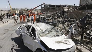 Prezydent Afganistanu: ponad 150 osób zginęło w zeszłotygodniowym zamachu w Kabulu