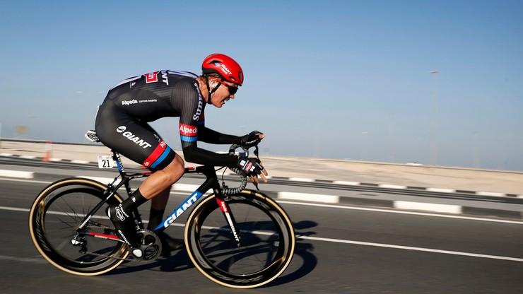 Dookoła Omanu: Duńczyk Andersen wygrał trzeci etap