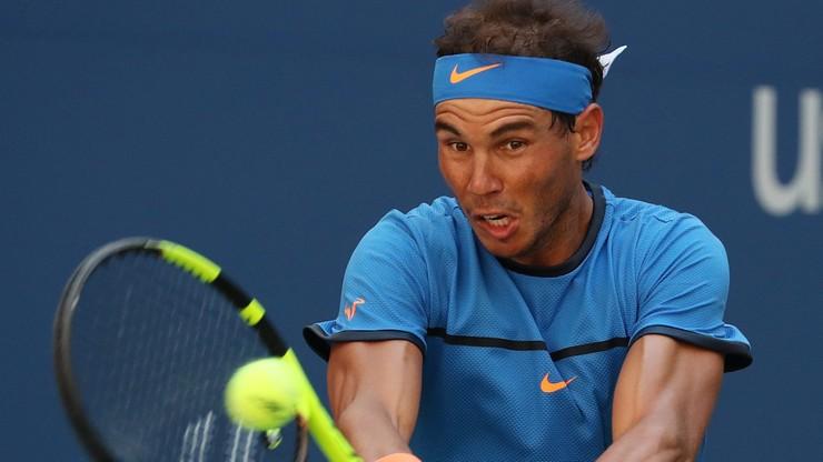US Open: Pewny awans Nadala do drugiej rundy