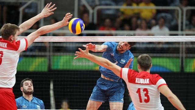 Rio: siatkówka - Polska pokonała Argentynę i awansowała do ćwierćfinału