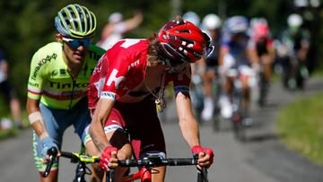 20-07-2016 17:45 Majka trzeci na finiszu 17. etapu Tour de France