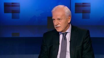 Olechowski: Polska ma wielu sojuszników, to polski rząd ich nie ma
