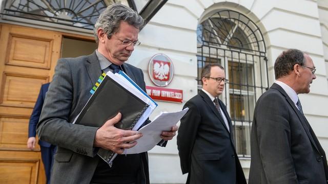 Komisja Wenecka zakończyła rozmowy o ustawie o policji