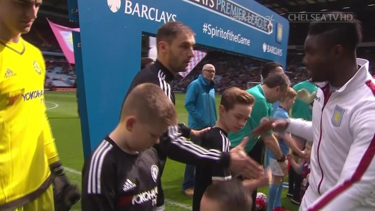 Aston Villa - Chelsea 0:4. Skrót meczu