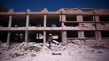 10-04-2016 18:22 Syria: 24 dżihadystów i ośmiu cywilów zabitych w nalotach na Ar-Rakkę
