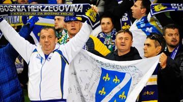 2015-11-17 Skandaliczne zachowanie kibiców Bośni i Hercegowiny. Nie uszanowali minuty ciszy (WIDEO)