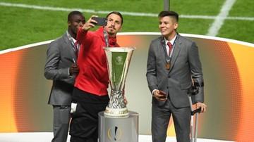 2017-05-25 Ibrahimović najpopularniejszym piłkarzem w Internecie