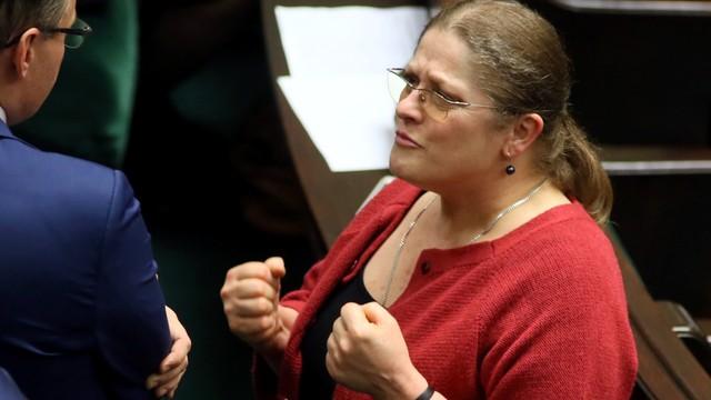 Krystyna Pawłowicz do Krajowej Rady Sądownictwa - Sejm wybrał nowych członków KRS i KRP