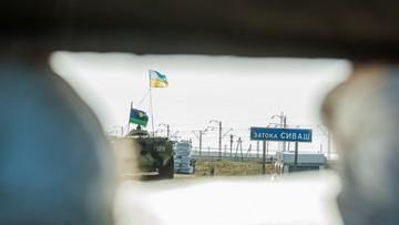 09-08-2016 18:52 Ukraina: Rosjanie utrudniają wjazd na Krym