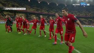 Triumf reprezentacji. Lewandowski znów nie do zatrzymania