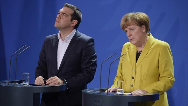 Niemiecki biznes nie chce litości dla Grecji - apel do Merkel