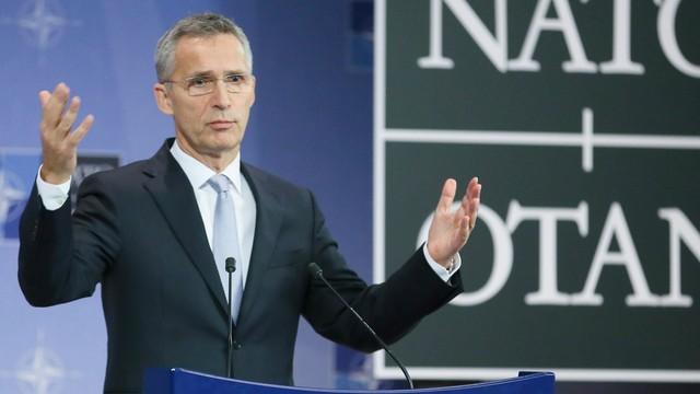 Szef NATO do Trumpa: działanie w pojedynkę nie jest rozwiązaniem