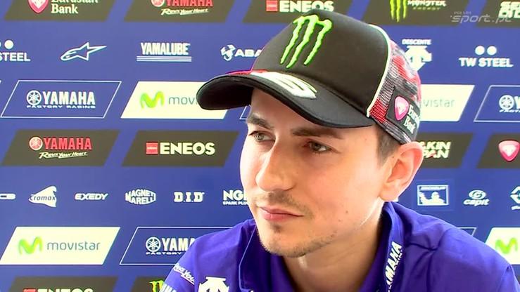 Lorenzo: Catalunya to dobry tor dla Yamahy