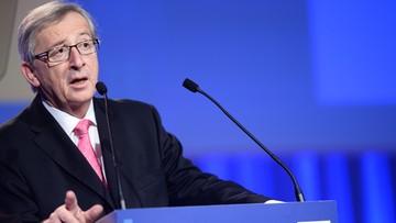 16-06-2016 14:00 Juncker: cofnięcie sankcji zależne od realizacji umów mińskich