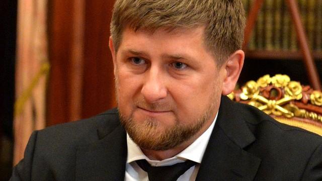 USA objęły sankcjami przywódcę Czeczenii Ramzana Kadyrowa
