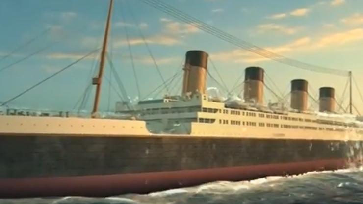 Powstanie nowy Titanic. On też uderzy w górę lodową