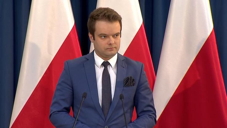 Bochenek: narada u premier zapowiedziana od dłuższego czasu, będzie miała charakter także dyscyplinujący