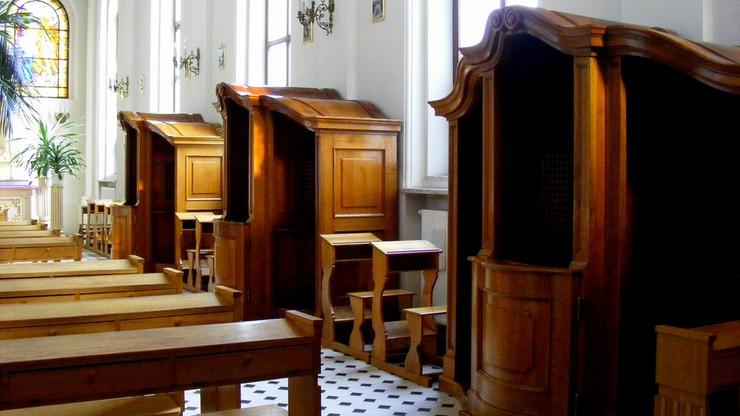 Portugalia: wizyty w konfesjonałach coraz rzadsze