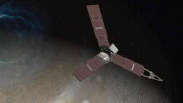 01-07-2016 22:03 Końcowe odliczanie dla Juno: decydująca faza misji NASA do Jowisza