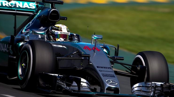Kwalifikacje do GP Australii: Hamilton z pole position