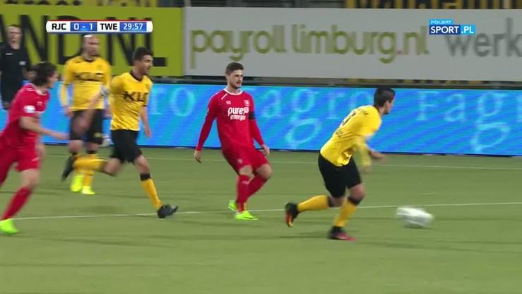 Piękna asysta Klicha w meczu Roda - Twente