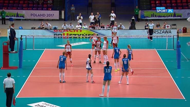 Polska - Serbia 0:3. Skrót meczu