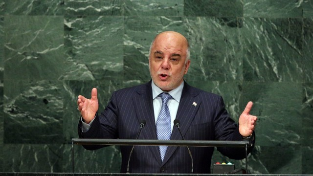 Premier Iraku chce rosyjskich nalotów