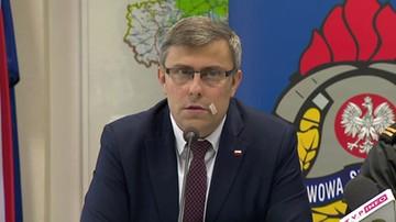 Wojewoda o skutkach nawałnicy na Śląsku