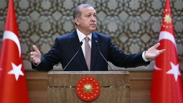 Erdogan: Turcja nie będzie przepraszać za zastrzelenie rosyjskiego Su-24