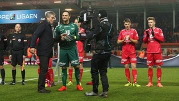 2016-11-06 Leciejewski bramkarzem roku w lidze norweskiej!