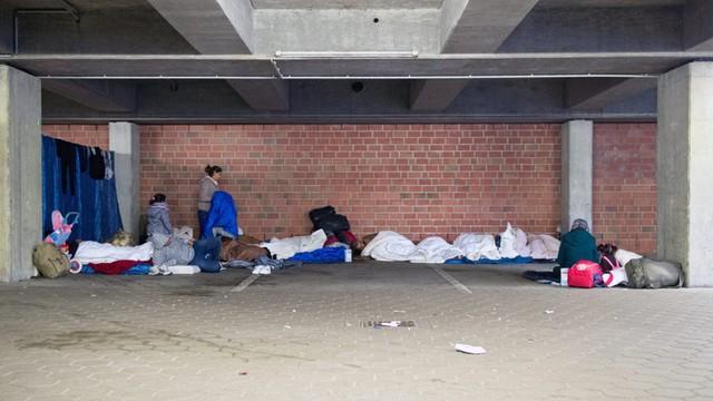 Niemcy:Hamburg może rekwirować dla uchodźców budynki gospodarcze